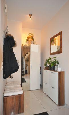 Garderobe im Flur