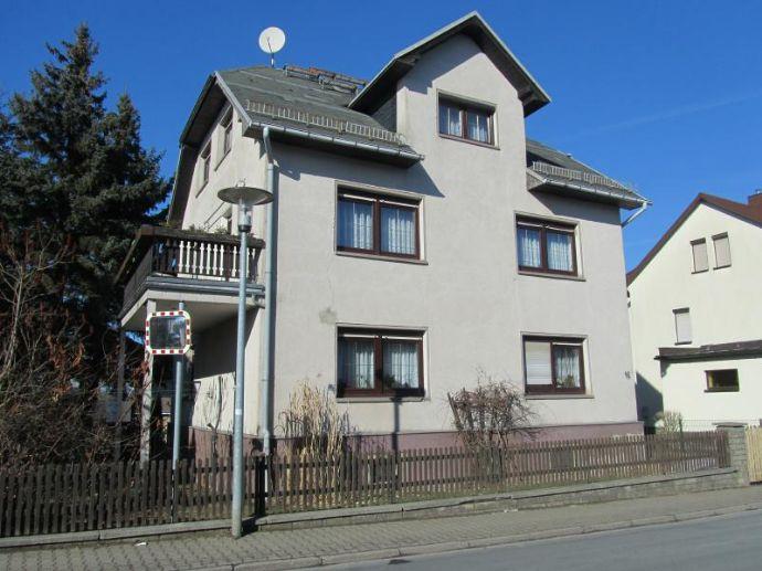 Zweifamilienhaus in Waldheim