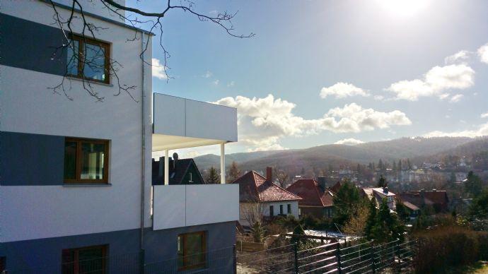 Moderne Mietwohnung (Gartengeschoss) in zentrumsnaher, ruhiger Lage mit Gartennutzung