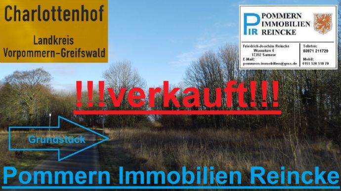 !!!Der Platz für Sie und fast allein an gut ausgebauter Anliegerstraße bauen!!!