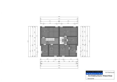 Grundrissplan Untergeschoss