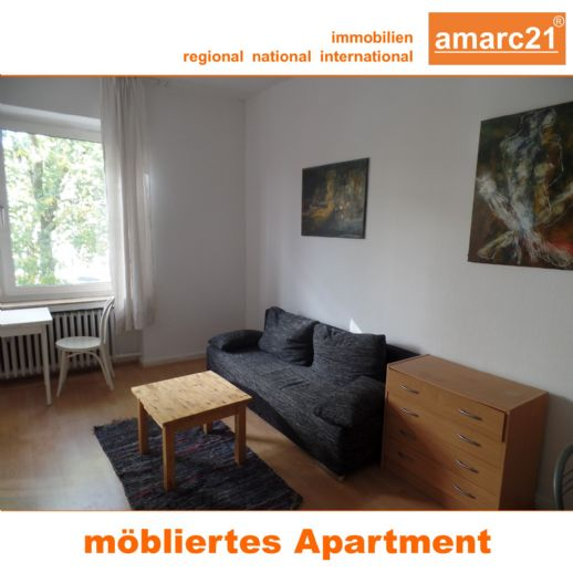 amarc21 - möbliertes Apartment im zentraler Innenstadtlage - Friesenviertel