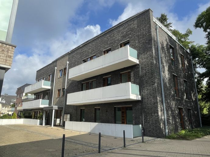 2-Zimmer-Wohnung in Halstenbek