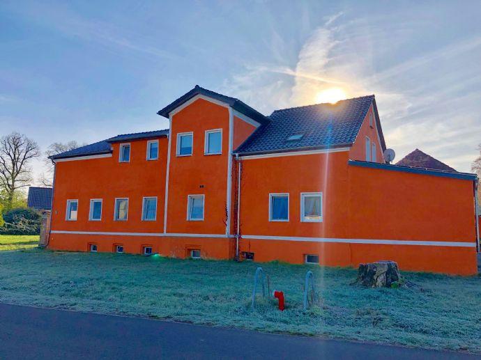 LEHNITZSEE-IMMOBILIEN: Mehrfamilienhaus zuzüglich Baugrundstück