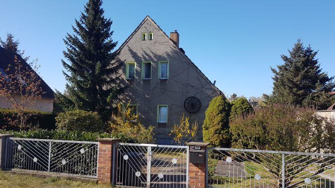 Wohnen in Berlin - Einfamilienhaus im grünen Stadtteil Wilhelmsruh