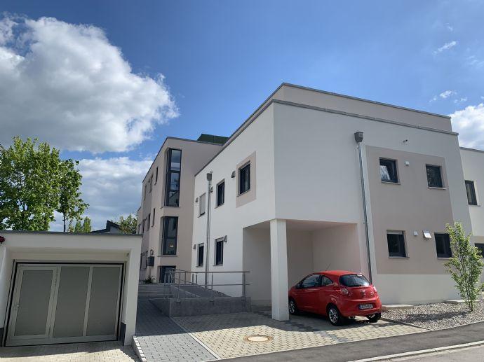 Exklusives 2-3 ZKB Neubau-Penthouse im Loftstyle  Toplage in Mering