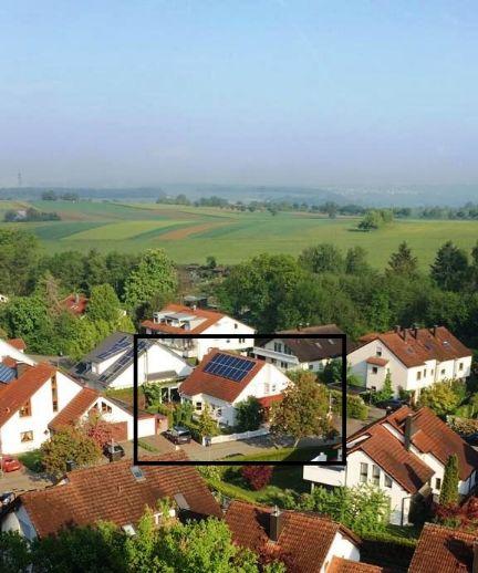 Metzingen-Neugreuth: freistehendes EFH mit ELW, Garage/Stpl., EBK, Sauna, offener Kamin