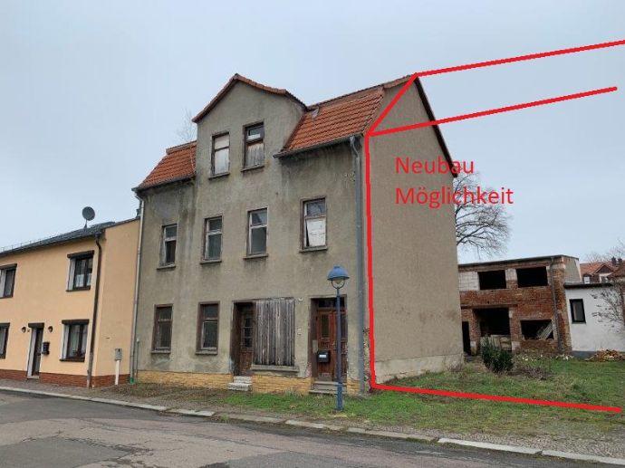 Tolles Entwicklungsobjekt im Süden von Leipzig, Mehrfamilienhaus in Rötha
