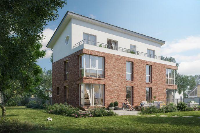 Doppelhaushälfte in Hamburg Bahrenfeld