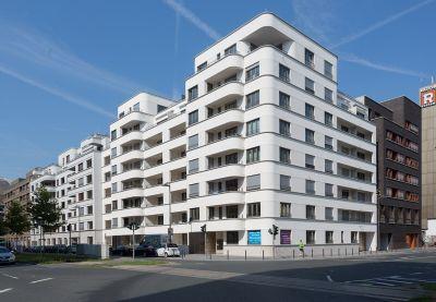 Westhafen Frankfurt Wohnung gro 223 z 252 gige 3 zimmer wohnung am westhafen mit balkon und loggia wohnung frankfurt am 2cxd547