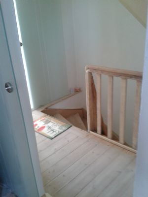 Treppenhaus oben