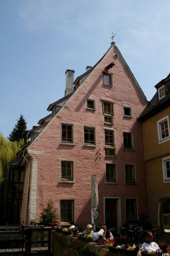 Exklusive 4 1/2-Zimmer-Maisonette-Wohnung in der Ulmer  Altstadt/Fischerviertel