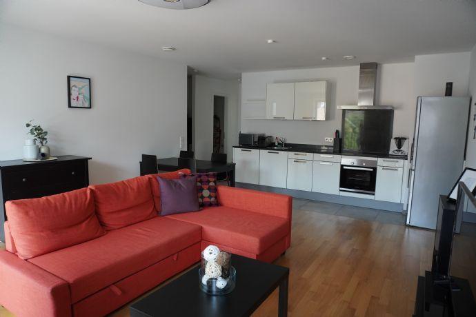 2-Zimmer-Wohnung mit 61 m² Wfl