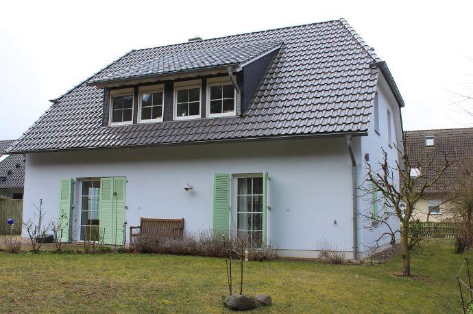 Liebevoll gestalteres Landaus auf der Insel Rügen