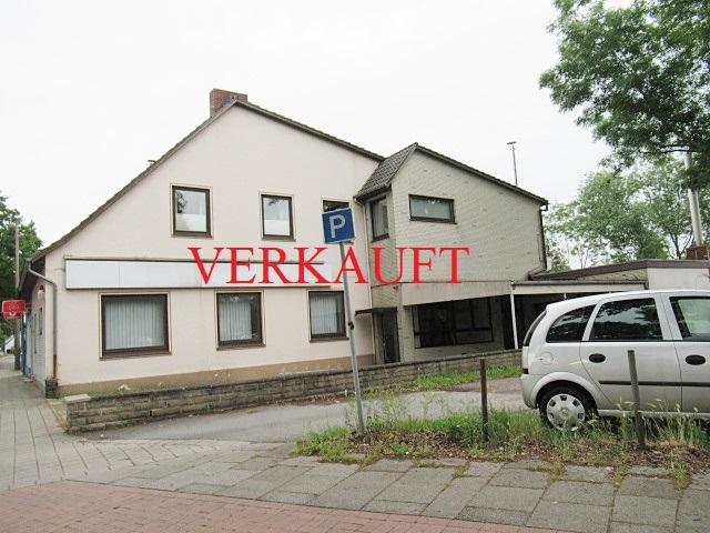 MFH Teilsanierung/NEUBAU/ehem. Wohn-Geschäftshaus â¦OG Whng. NEU.. GRZ 0,6 / GFZ 1,06 â Straßenfront 2 Vollgesch./ hinterer Bereich 1 Vollgesch.