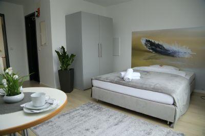 Sofort einziehen! Möbliertes Apartement inkl. WLAN zum wohnen und arbeiten