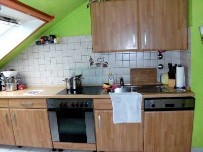 Ansicht Küche Dachgeschoß