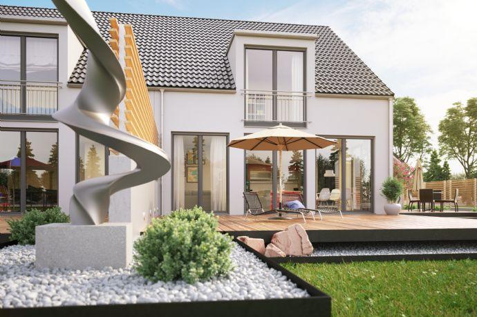 Massiv gebaute Doppelhaushälfte in Gernsbach