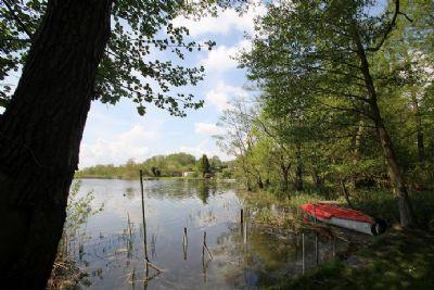 Feriensiedlung am See, mit Baugenehmigung in Brandenburg-Schorfheide