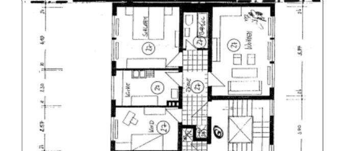 3-Zimmer-Eigentumswohnung provisionsfrei