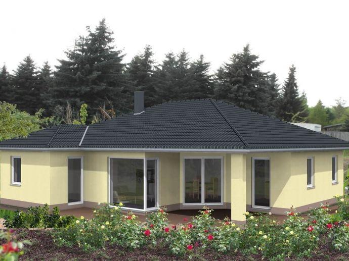 Eleganter Bungalow - Wohnen auf einer Ebene