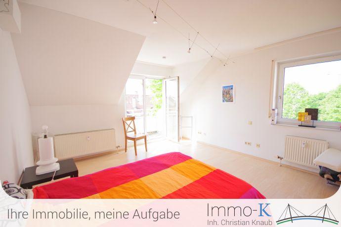 Ideal als Kapitalanlage oder zum selbst bewohnen - gemütliche und helle 1-Zimmer-Wohnung mit Balkon in Kehl-Sundheim