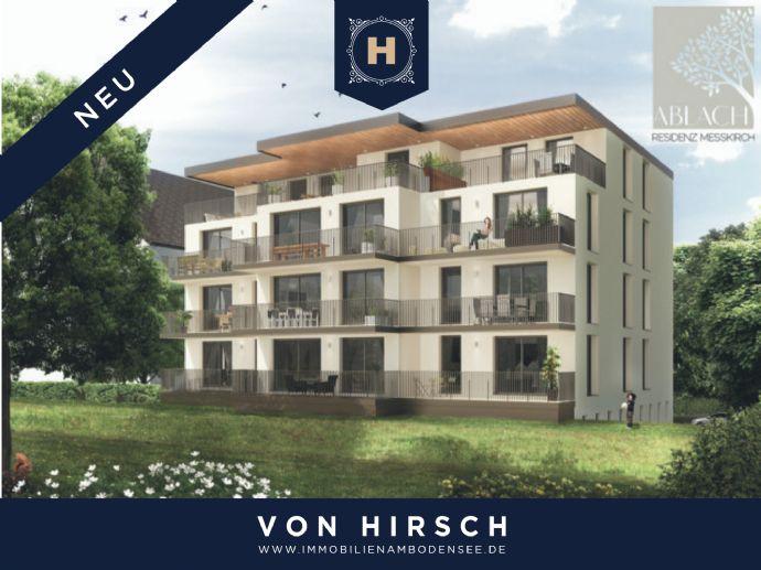 ABLACH RESIDENZ (KFW55) - Luxuriöses 11 Familienhaus mit Tiefgarage Pfullendorf
