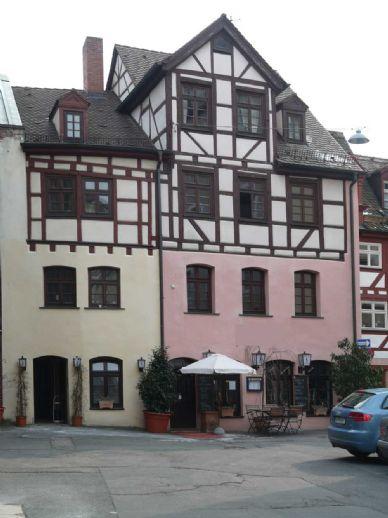 Dritte/r Bewohner/in für WG gesucht! 1 Zi. mitten in der historischen Altstadt von Nürnberg!