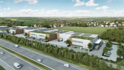Hepberg Industrieflächen, Lagerflächen, Produktionshalle, Serviceflächen