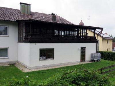 Wintergarten mit Balkon