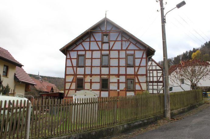 Sanierungsobjekt in Dietlas (Wartburgkreis)