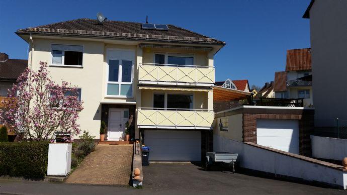 Guxhagen-Ellenberg - Kleine Souterrain-Wohnung mit Kochnische - Ideal für Wochenende-Heimfahrer