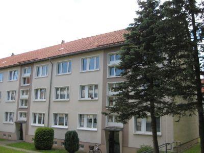 Wohnhaus-Eingang