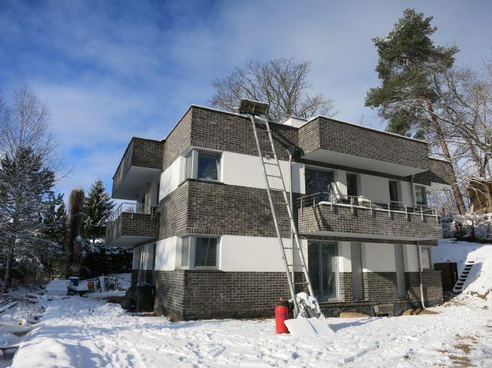 2 Familien Architektenhaus nach neuestem Enegiestandard.