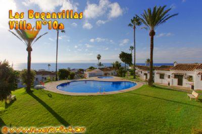 Las Buganvillas *** Beach Villa N° 10a
