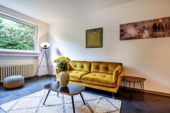 Stilvolle und helle Wohnung im grünen Rodenkirchen (möbliert)
