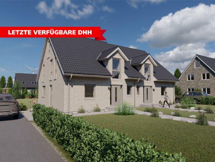 Neubaugebiet Wasbek – Doppelhaushälften