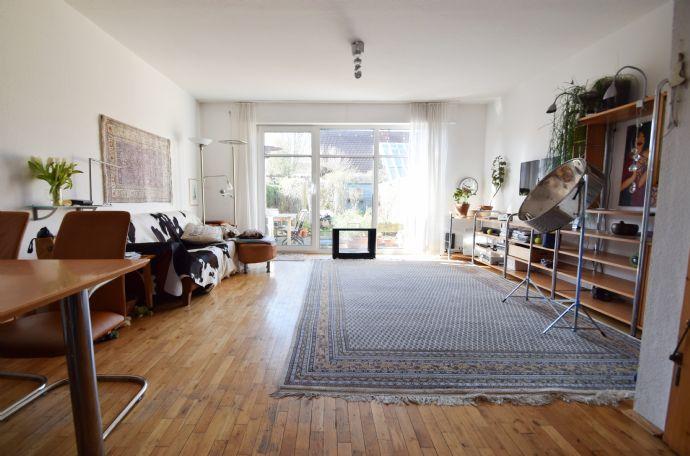 ZU VERKAUFEN: Toll geschnittenes Reihenmittelhaus mit ca. 110,26m² Wohnfläche, Garten, Terrasse und Stellplatz im Soester Westen