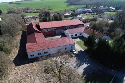 Brettnach Halle, Brettnach Hallenfläche