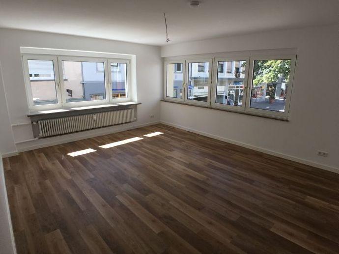 Provisionsfreie 2 Zimmer Wohnung mit Wohnküche und EBK in zentraler Lage in Bensheim