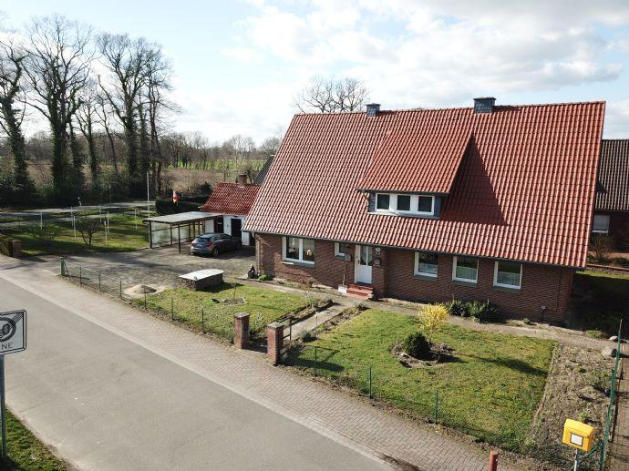 Zweifamilienhaus - super Lage in Nortrup