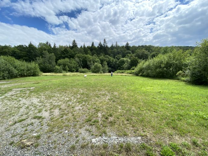 Grundstück in Wolfshagen im Harz - Keine Bodenneigung!