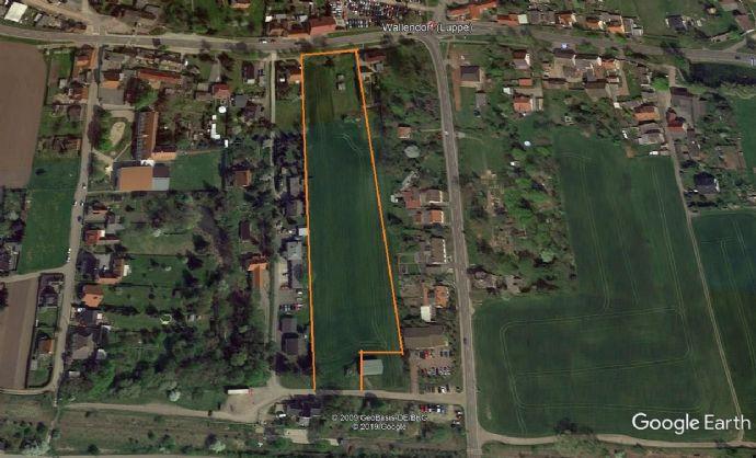 Grundstück und Baugrundstück in Wallendorf