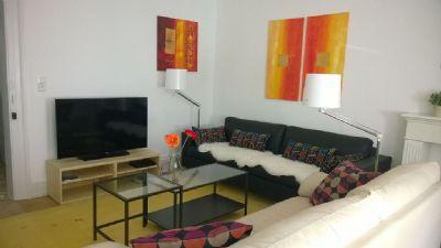 Ferienwohnung in Heidelberg - 60 qm, komplett eingerichtet, rollstuhl zugänglich  (# 9138)