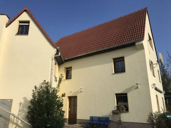saniertes Einfamilienhaus mit Einliegerwohnung im Altenburger Land zu verkaufen