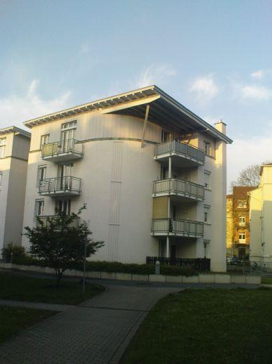 Vermietete 3-Raumwohnung mit Balkon im Gottleubapark Pirna!