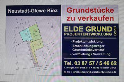 Neustadt-Glewe Grundstücke, Neustadt-Glewe Grundstück kaufen