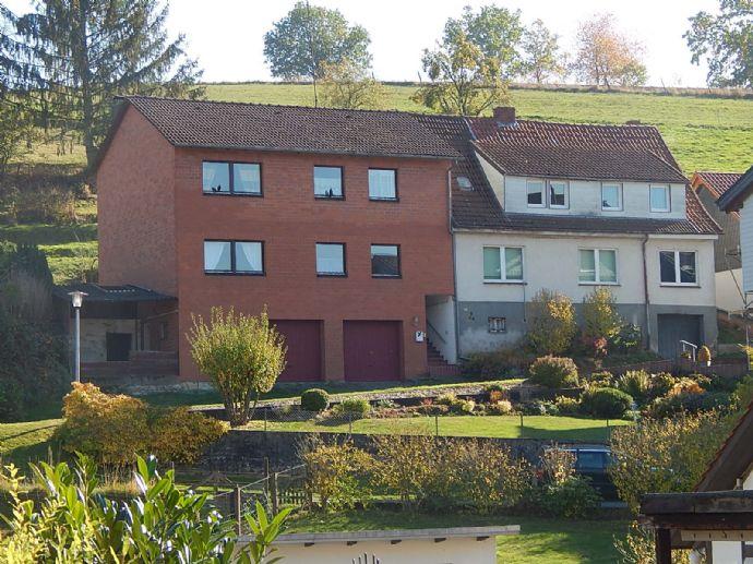 Zwei Einfamilienhäuser in Katlenburg-Lindau/OT Elvershausen!