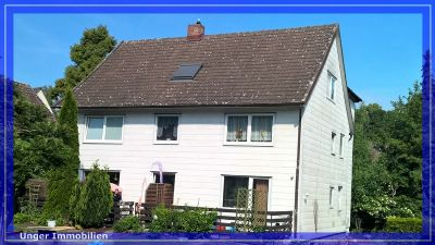 Hübsche 3-Zimmer Dachgeschosswohnungmit Gartennutzung