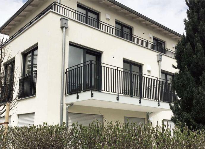 hochwertige 3-Zimmer-Wohnung mit 2 Balkonen
